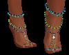 Blue Elegance Shoes