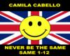 Camila Never be the same