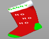 Xmas stocking Danny