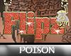 P( *Flipz Red 1