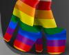 .LGBT. heels