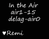 In the Air, Remix