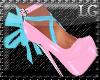 (LG)Kawaii Candy Heels