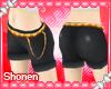 S; Rin Kagamine Shorts