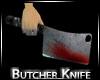 Halloween Butcher Knife