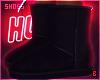 в. UGG Boots Black