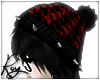 Emo Hat-Red