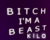 """ Beast Sign"