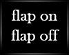 Flap on