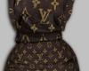 Billie Ellish LV outfit
