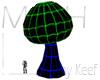 Mushroom, Round Cap