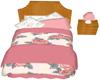 (SJ) 1 bdrm apt bed