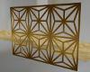 Divider Room Gold