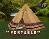 Teepee Portable M/F