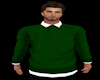 Green Christmas Sweater
