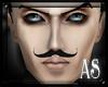 [AS] Dapper Dan-Mustache