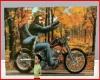 Biker Redhead