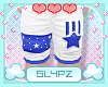 !!S Kid Star Blue Pants