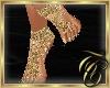 TC~ Gold Foot Jewelry