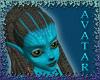 Na'vi Avatar Tail