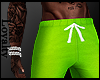 Lime Shorts