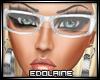 E~ Glasses White