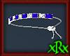 Dangle Bracelet Saphire