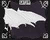 White Bat Wings