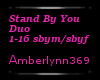 Stand By You Duo