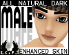 -cp Natural Dark Male