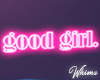 Good Girl Neon
