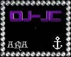 DJ-JC Purple Light