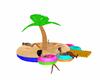 family float island