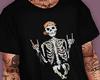 T-Shirt Trap Skeleton
