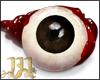 Glass Eye Dark Brown