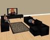 Lounge Set..Anim TV