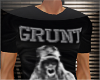 Gorilla Grunt Black T