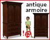 !@ Antique armoire 1870