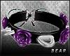 B. Purple / Rose Choker