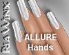 Wx:Sleek Allure White
