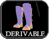 [A] Drv. Belted Boots *M