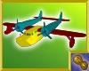D. Flying Cargo Seaplane
