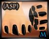 ASP) Anyskin Wolf Feet M