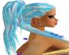 icey blue hair