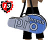 #13 Tennis Bag - L-BLUE