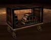 !Steampunk Book Cart