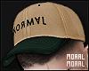 Beige Normal Cap