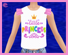 [E] Princess Ruffle Top