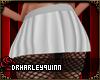 HQ:White Moon Skirt