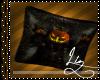 Halloween Pose Pillow
